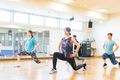 引締めトレーニング&全身運動